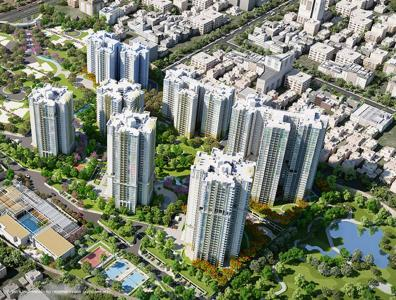 Shapoorji Pallonji ParkWest Mahogany Tower 7