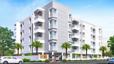 Gallery Cover Image of 1131 Sq.ft 3 BHK Apartment for rent in DABC Euphorbia Phase 2, Ponmar for 13000