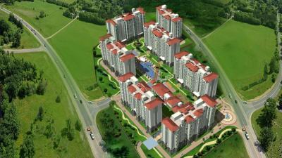 Gallery Cover Image of 1272 Sq.ft 2 BHK Apartment for buy in Godrej Woodsman Estate, Hebbal Kempapura for 12000000