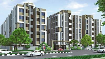 Gallery Cover Image of 675 Sq.ft 1 BHK Apartment for buy in Akshay Residency, Chandkheda for 2500000