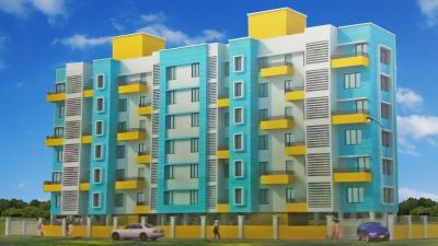 Gallery Cover Image of 698 Sq.ft 1 BHK Apartment for buy in Royal M K Residency, Pimple Gurav for 5259000