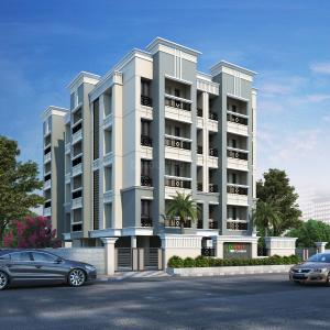 Gallery Cover Image of 1114 Sq.ft 2 BHK Apartment for rent in Pearl MM Enclave, Medavakkam for 15000
