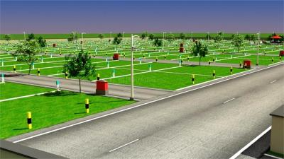 Residential Lands for Sale in Bashbhumi Green View