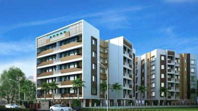 Gallery Cover Image of 1265 Sq.ft 3 BHK Apartment for rent in RBM Valley, Kaikhali for 16500