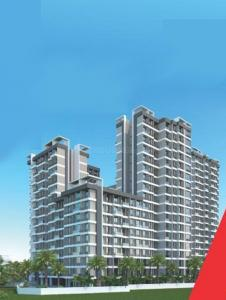 Gallery Cover Image of 650 Sq.ft 1 BHK Apartment for buy in Smit Heights, Vasai West for 4100000