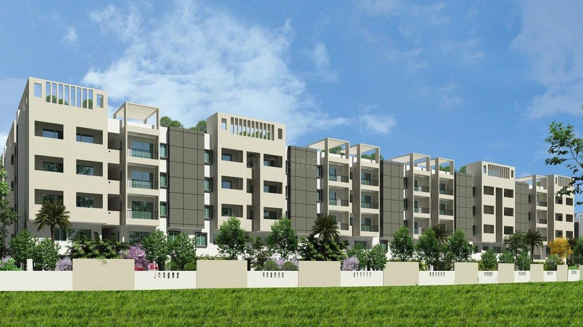 Gallery Cover Pic of KSR Basil Apartments