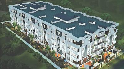 Gallery Cover Image of 1170 Sq.ft 2 BHK Apartment for rent in Temple Bells, Munnekollal for 25000