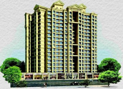 Gallery Cover Image of 750 Sq.ft 1 BHK Apartment for rent in Arihant Aarohi Phase I, Shilgaon for 7000