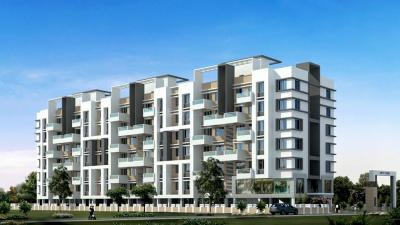 Gallery Cover Image of 630 Sq.ft 1 BHK Apartment for buy in Park, Nigdi for 3500000