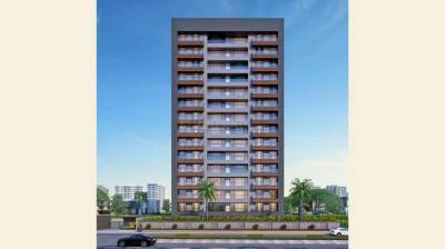 Gallery Cover Image of 1310 Sq.ft 2 BHK Apartment for buy in Roongta Green Leaf, Vesu for 5800000