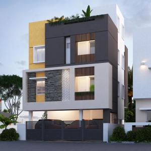 M C Mithun Homes