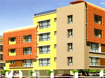 Gallery Cover Image of 1200 Sq.ft 3 BHK Apartment for rent in Adya Moore Exotica, Ashok Nagar for 35000