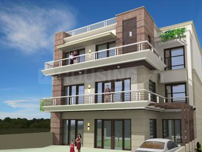 Gallery Cover Image of 1000 Sq.ft 2 BHK Independent Floor for rent in United 2760 Sec 46, Sector 46 for 20000