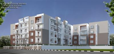 Gallery Cover Image of 1255 Sq.ft 3 BHK Apartment for buy in  Sai Krupa, Akshayanagar for 5647500