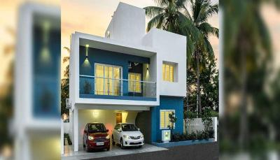 Gallery Cover Image of 2960 Sq.ft 4 BHK Villa for buy in Casagrand Verdant, Vedapatti for 15400000