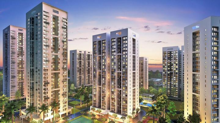 Project Images Image of Godrej Infinity in Mundhwa