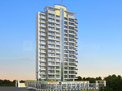 Gallery Cover Image of 670 Sq.ft 1 BHK Apartment for rent in R D Parvati Heights, Taloja for 9000
