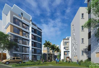 Gallery Cover Image of 451 Sq.ft 1 RK Apartment for rent in Jhinuk Avihita, Kakali for 7000