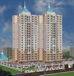 Gallery Cover Image of 1237 Sq.ft 2 BHK Apartment for buy in Safal Twins, Govandi for 23500000