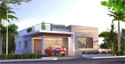 Gallery Cover Image of 1120 Sq.ft 2 BHK Independent House for buy in Chandra Highway Smart City, Shamirpet for 4600000