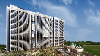Gallery Cover Image of 1260 Sq.ft 2 BHK Apartment for buy in Paradise Sai World Empire, Kharghar for 12285000