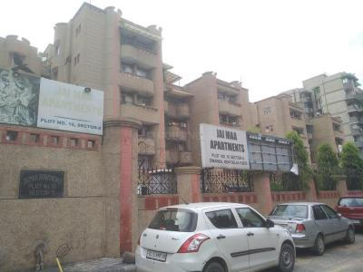 Gallery Cover Image of 1600 Sq.ft 3 BHK Apartment for rent in Jai Maa Apartment, Sector 5 Dwarka for 27000