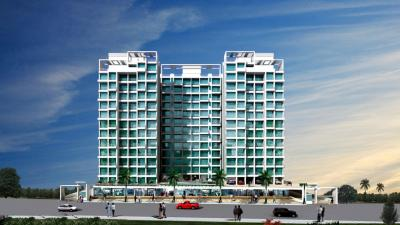 Gallery Cover Image of 1672 Sq.ft 2 BHK Apartment for rent in Proviso Builders Heights, Ulwe for 14000