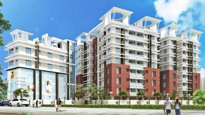 Gallery Cover Image of 1210 Sq.ft 2 BHK Apartment for buy in Rajwada Grand, Rajpur Sonarpur for 5600000