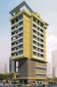 Concrete Santosh Building