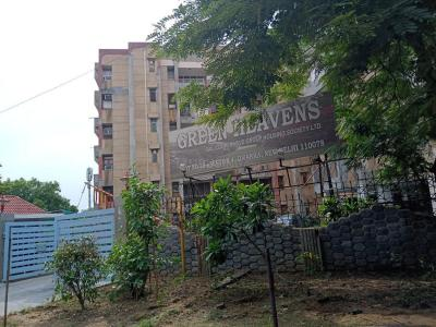 Gallery Cover Image of 1300 Sq.ft 3 BHK Apartment for rent in Green Heavens Apartment, Sector 4 Dwarka for 26000