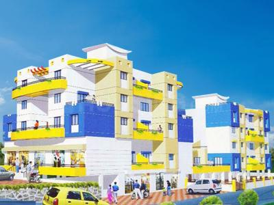 Gallery Cover Image of 1050 Sq.ft 2 BHK Apartment for buy in Plaza, Fursungi for 6200000