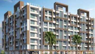 Gallery Cover Image of 600 Sq.ft 1 BHK Apartment for buy in Gee Cee The Mist Phase I, Karjat for 2100000
