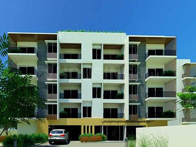 Gallery Cover Image of 1554 Sq.ft 3 BHK Apartment for buy in Vizipa Optima, Doddakannelli for 7000000