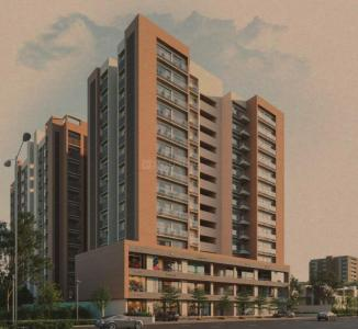 Gallery Cover Image of 1854 Sq.ft 3 BHK Apartment for buy in B Desai Group Apoorvam, Gota for 7416100