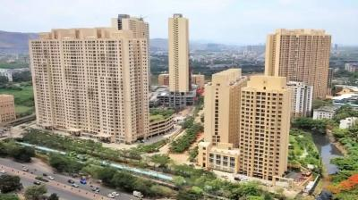 Gallery Cover Image of 798 Sq.ft 2 BHK Apartment for buy in Rustomjee Urbania, Thane West for 11400000