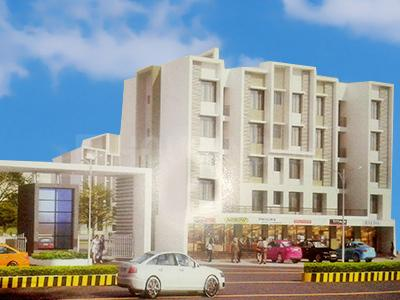 Gallery Cover Image of 900 Sq.ft 2 BHK Apartment for rent in Crescent Park by KK Group, Allithurai for 10000