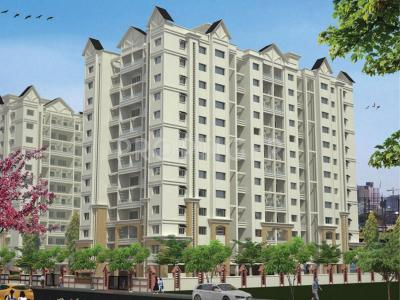 Gallery Cover Image of 1340 Sq.ft 2 BHK Apartment for rent in Kumar Picasso, Hadapsar for 29000