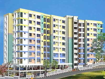 Gallery Cover Pic of Romaa Sky Heights