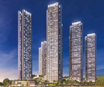 Gallery Cover Image of 1500 Sq.ft 3 BHK Apartment for buy in Oberoi Sky City Tower E, Borivali East for 32000000