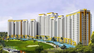 Gallery Cover Image of 1207 Sq.ft 2.5 BHK Apartment for buy in Rudra Aqua Casa by Rudra Buildwell Projects, Phase 2 for 4500000