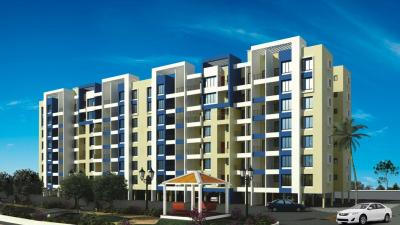 Gallery Cover Image of 1070 Sq.ft 3 BHK Apartment for rent in Essen Aishwaryam Courtyard, Chikhali for 17000