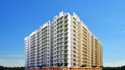 Gallery Cover Image of 615 Sq.ft 1 BHK Apartment for buy in Ekta Brooklyn Park Phase I, Virar West for 3000000