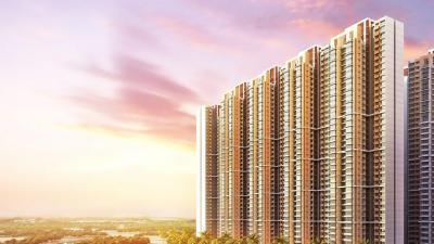 Gallery Cover Image of 1050 Sq.ft 2 BHK Apartment for buy in Marathon Nexzone Atlas 2, Panvel for 8500000