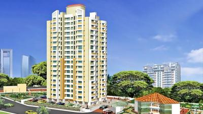 Gallery Cover Image of 845 Sq.ft 2 BHK Apartment for buy in Mittal Park, Thane West for 16000000