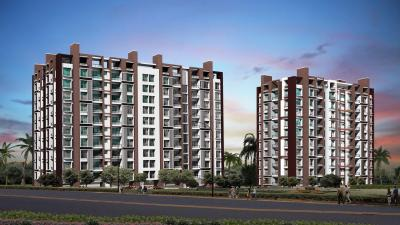 Gallery Cover Image of 1309 Sq.ft 3 BHK Apartment for buy in Purti Star, New Town for 6200000