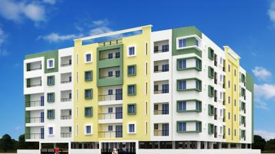 Gallery Cover Image of 1600 Sq.ft 3 BHK Apartment for buy in Ishaan Infraestates India Ishaan Infraestates NRI Greenshire, Roorkee Cantonment for 4000000