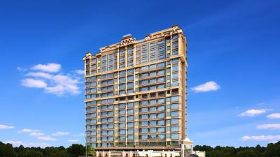 Gallery Cover Image of 780 Sq.ft 2 BHK Apartment for rent in  Millionaire Heritage, Andheri West for 40000