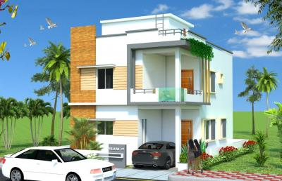 Gallery Cover Image of 2399 Sq.ft 3 BHK Independent House for buy in Lakshmi Srinivasa Bhavanas GLC Cribs Phase 2, Bachupally for 14394000