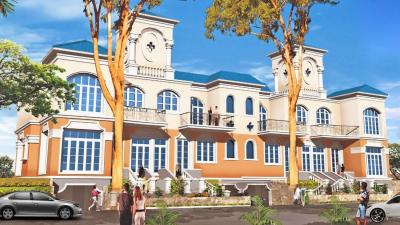 Gallery Cover Image of 3042 Sq.ft 3 BHK Villa for buy in Ideal Ideal Villas, New Town for 14900000