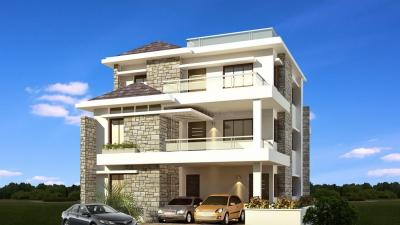 Gallery Cover Image of 4500 Sq.ft 4 BHK Villa for rent in CPR Palm Ridge, Kondapur for 120000